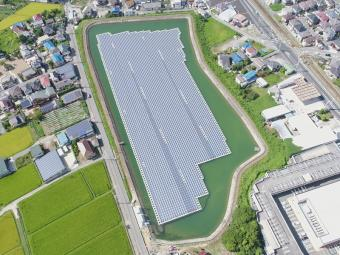 Floating Solar PV Mounting System manufacturer